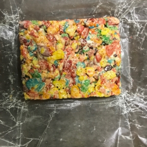 Yabba dabba done: THC treat seized after stop