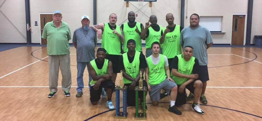 New Life Two are 2017 season and tourney champions