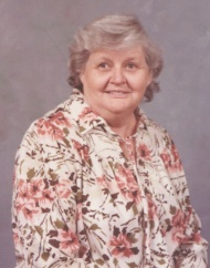 Rhoda Lee Smiley Joyner