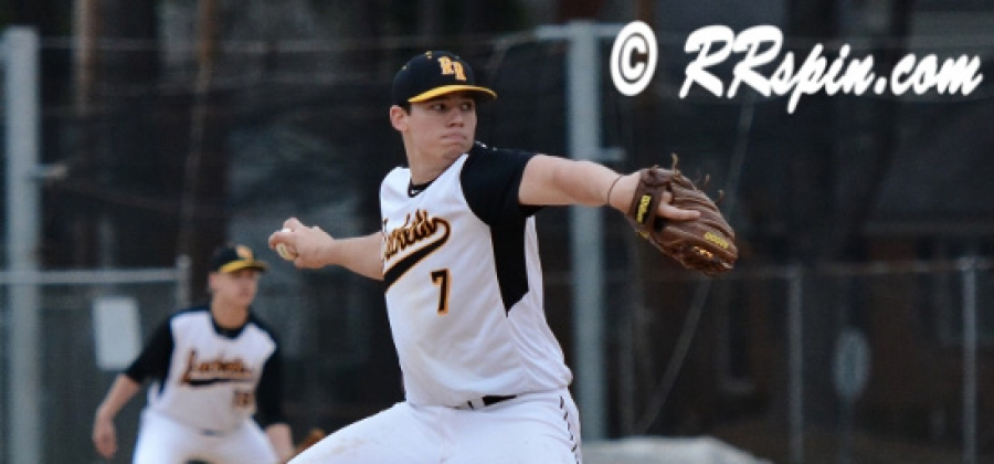 Colby Warren: Colby Warren on the hill for RRHS