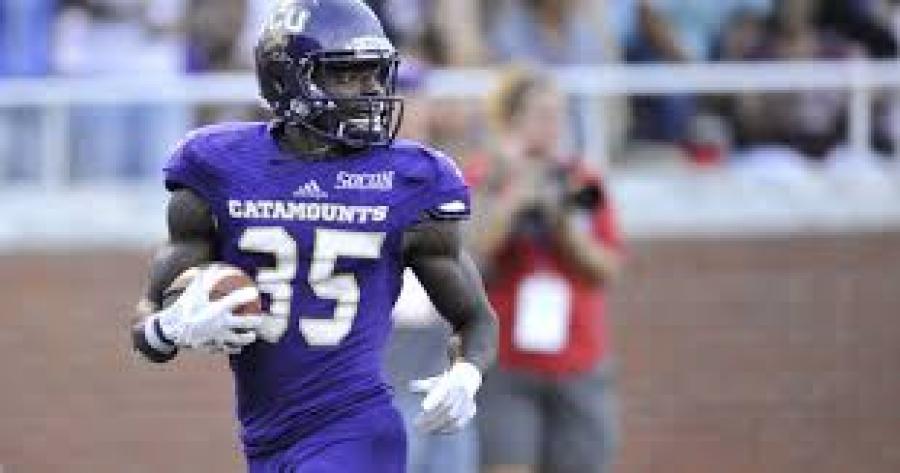 Patriots Draft Cornerback Keion Crossen Out Of Western Carolina