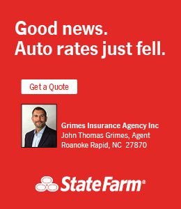 John Grimes State Farm Insurance Right
