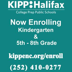 Kipp Halifax 2019 Enrollment