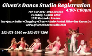 Givens Dance Studio