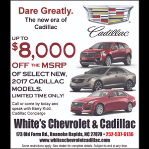 White's Chevrolet and Cadillac