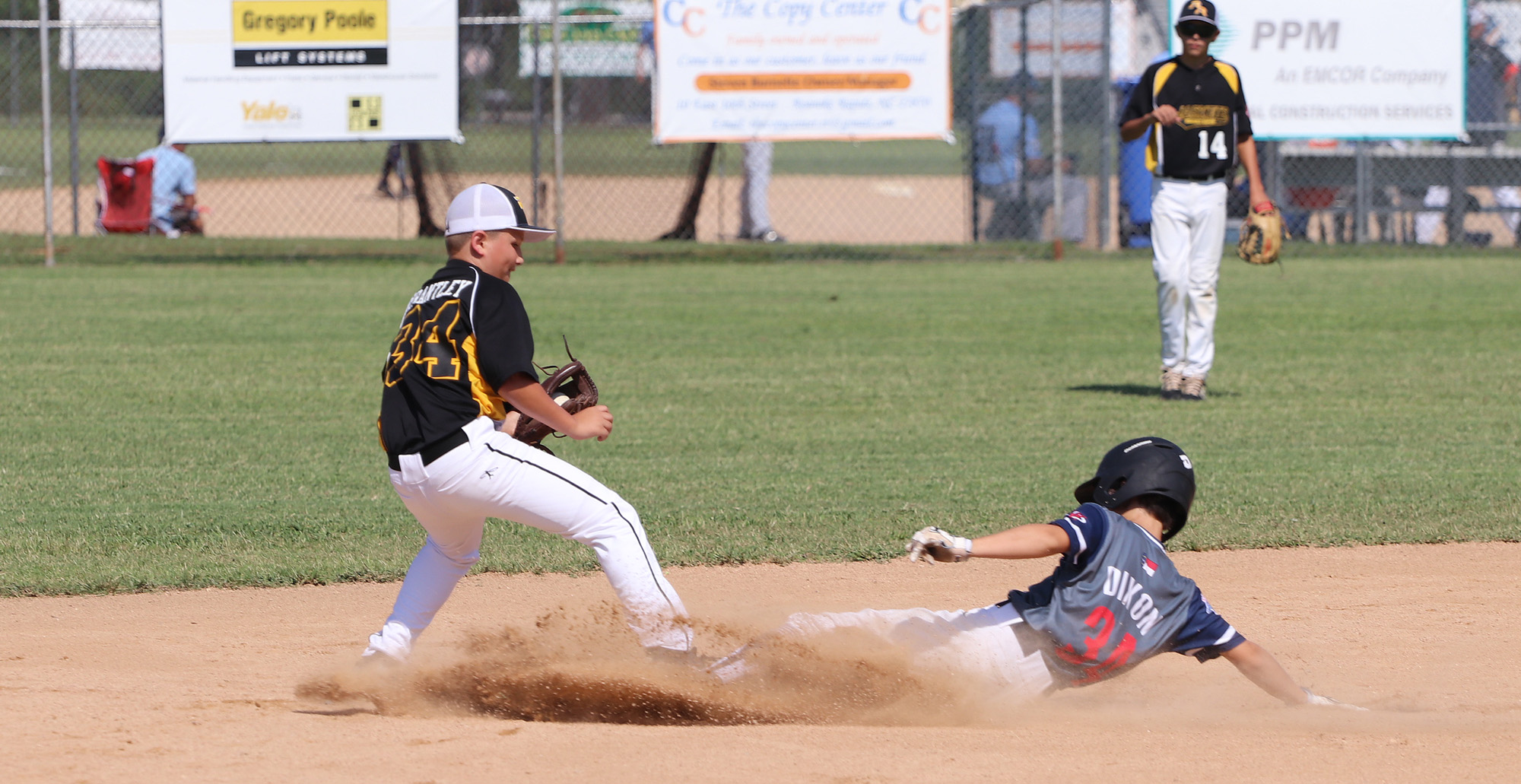 RRSpin - 12U All-star Jackets fall in semifinals while
