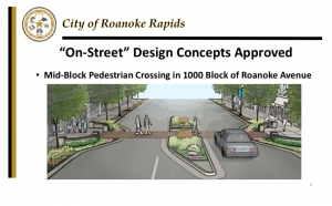 Avenue resurfacing will lead to streetscape improvements