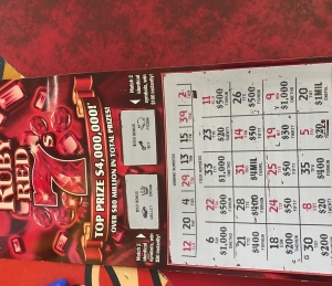 Bolling Road Bobby's sells $1 million scratcher