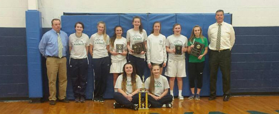 Halifax lady Vikings finish 2nd in CIC tourney