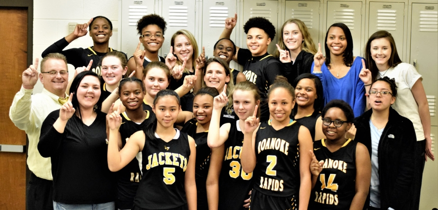 Lady Jackets earn conference title