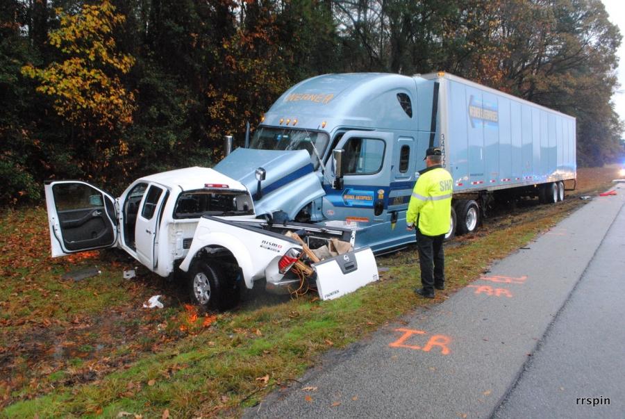 Man dies in I-95 collision